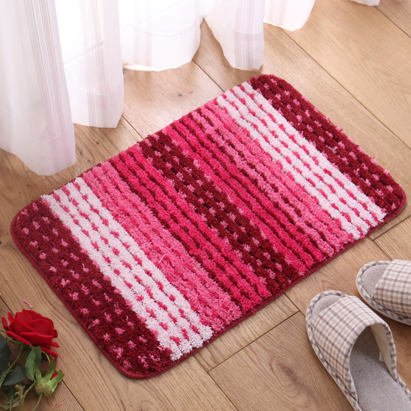Non-Slip Nordic Style Floor Mat for Home Use