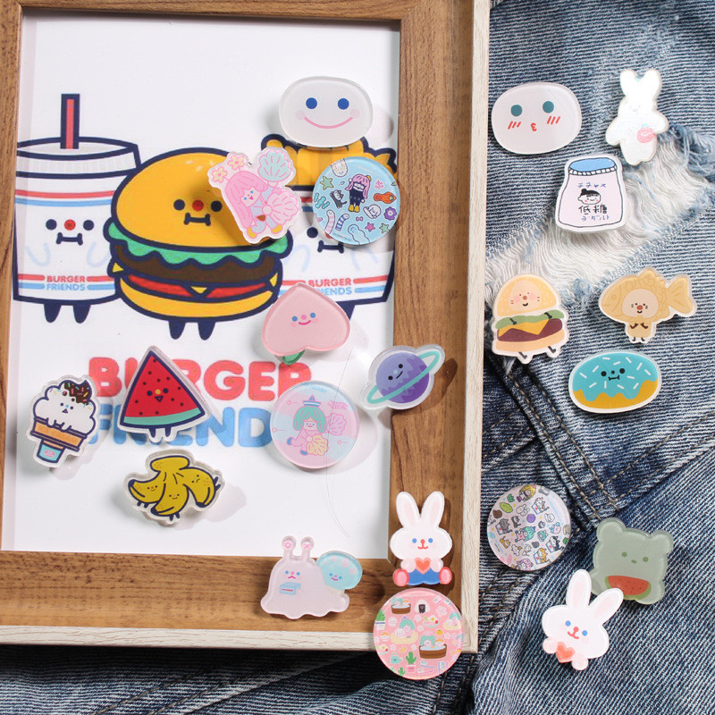 Cute Pin Brooch for Clothes