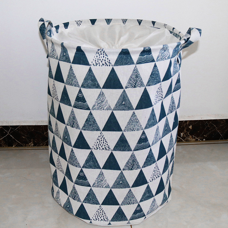 Cottony Storage Basket for Sorting Clothes