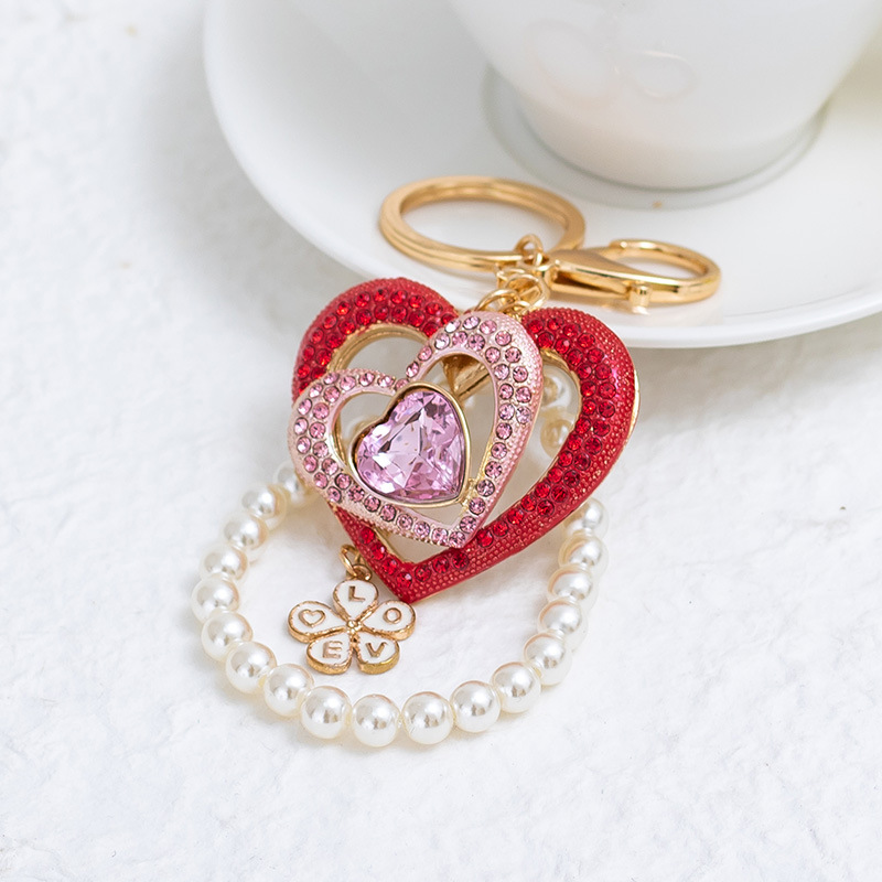 Hearty Keychain for Bag Charms