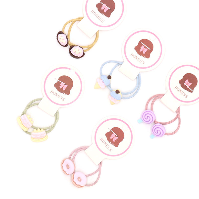 Cute Hair Tie for Kids and Kids at Heart