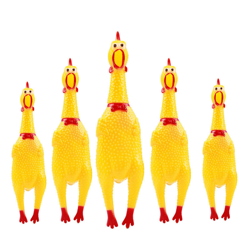 Funky Screaming Chicken Toy for Gifting to Children