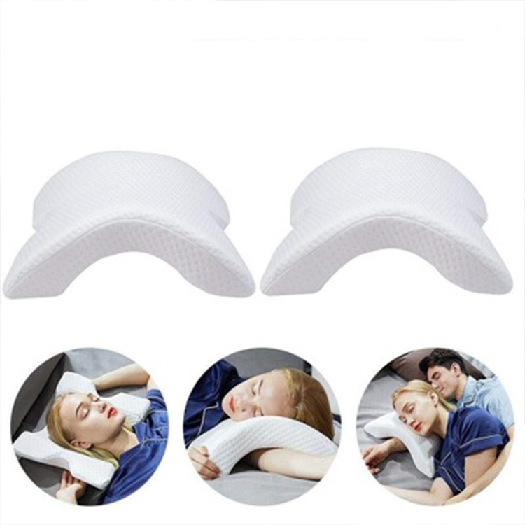 Comfy Lovers Pillow for Avoiding Arms Numbness