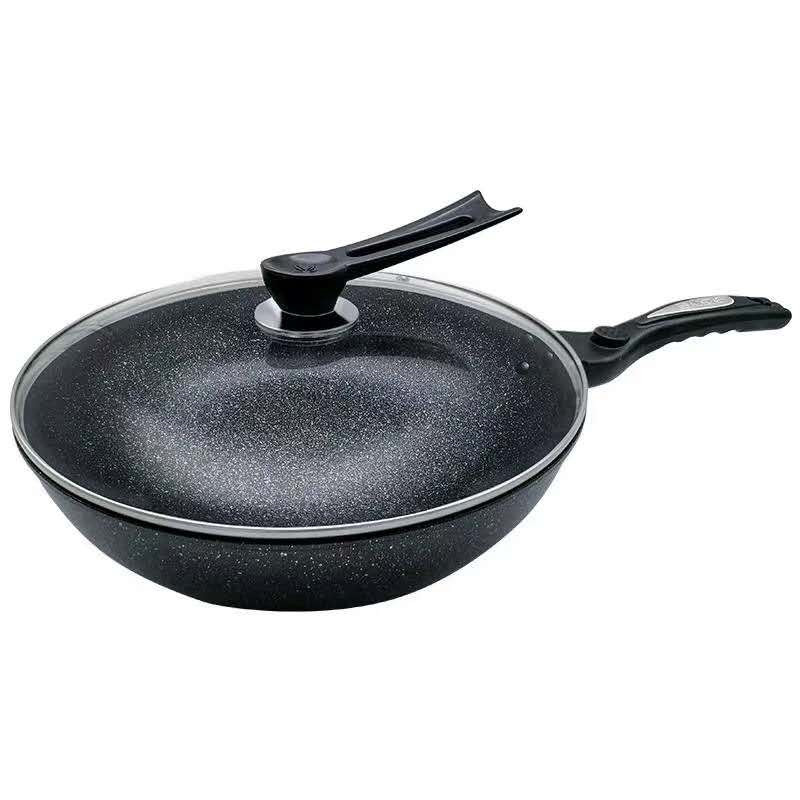 Universal Non-Stick Iron Pan for Chef's Kitchenware Must Haves