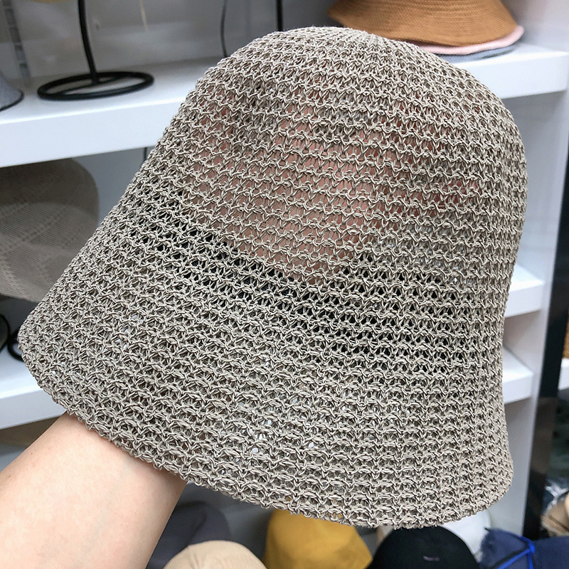 Durable X-Ray Style Peach Basket Hat for Star Fashion Scene