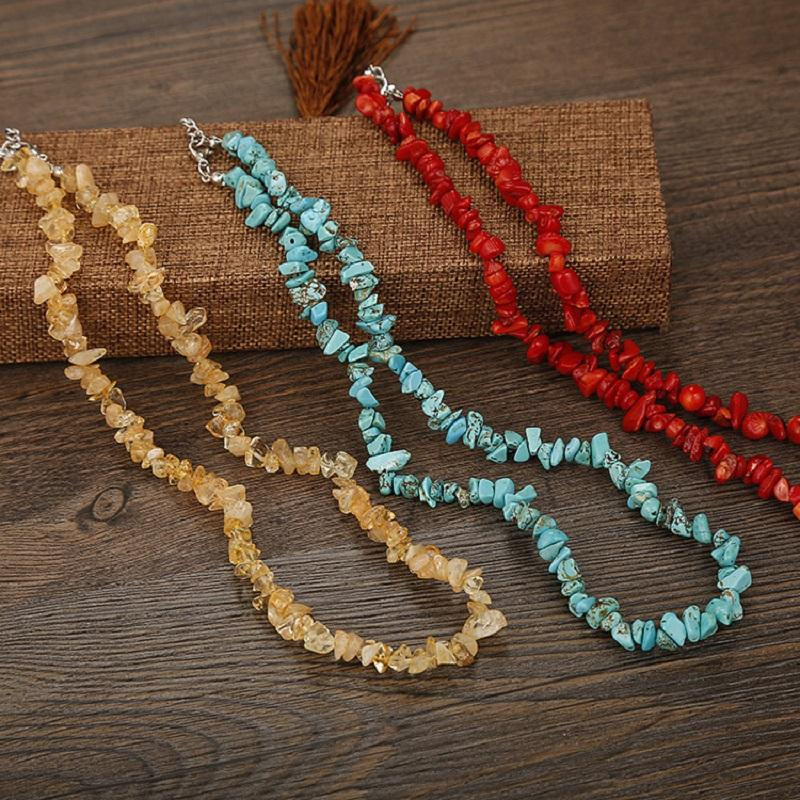 Classic Crystal Beaded Necklace