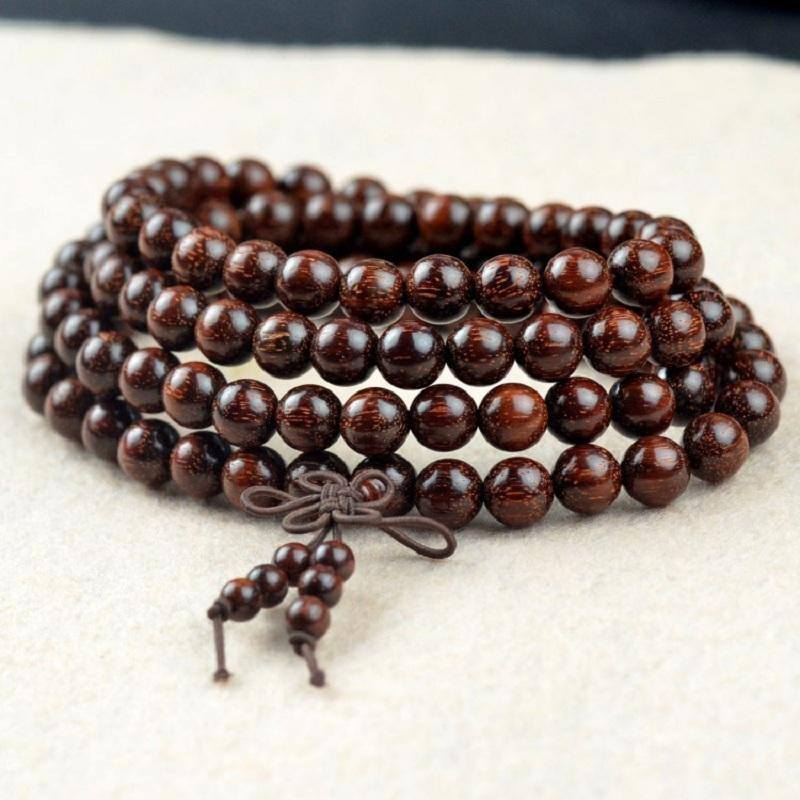 Authentic Red Sandalwood Bracelet