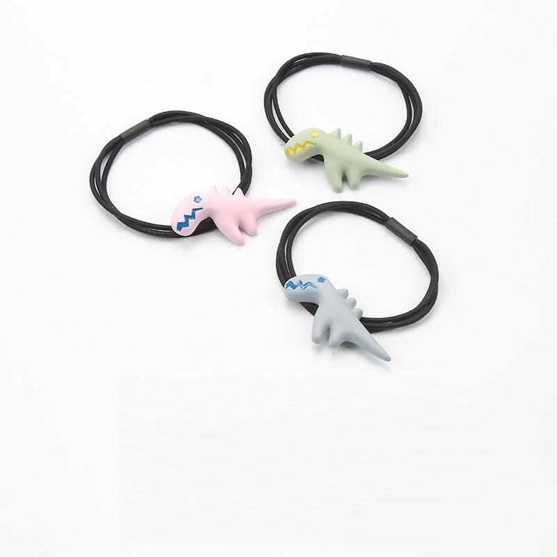 Little Dinosaur Double Hair Tie