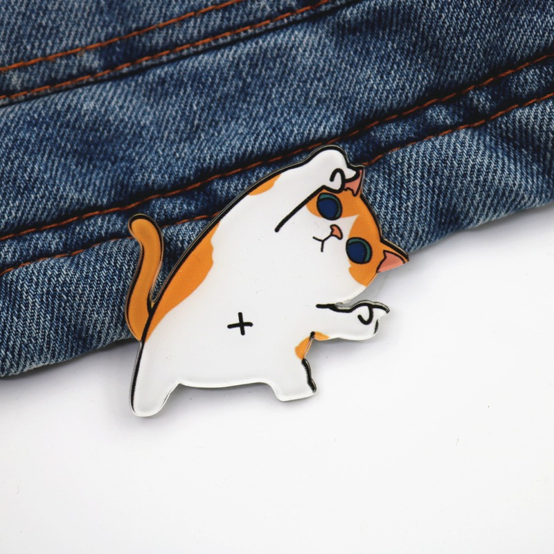 Cute Animal Brooch Collection for Bags