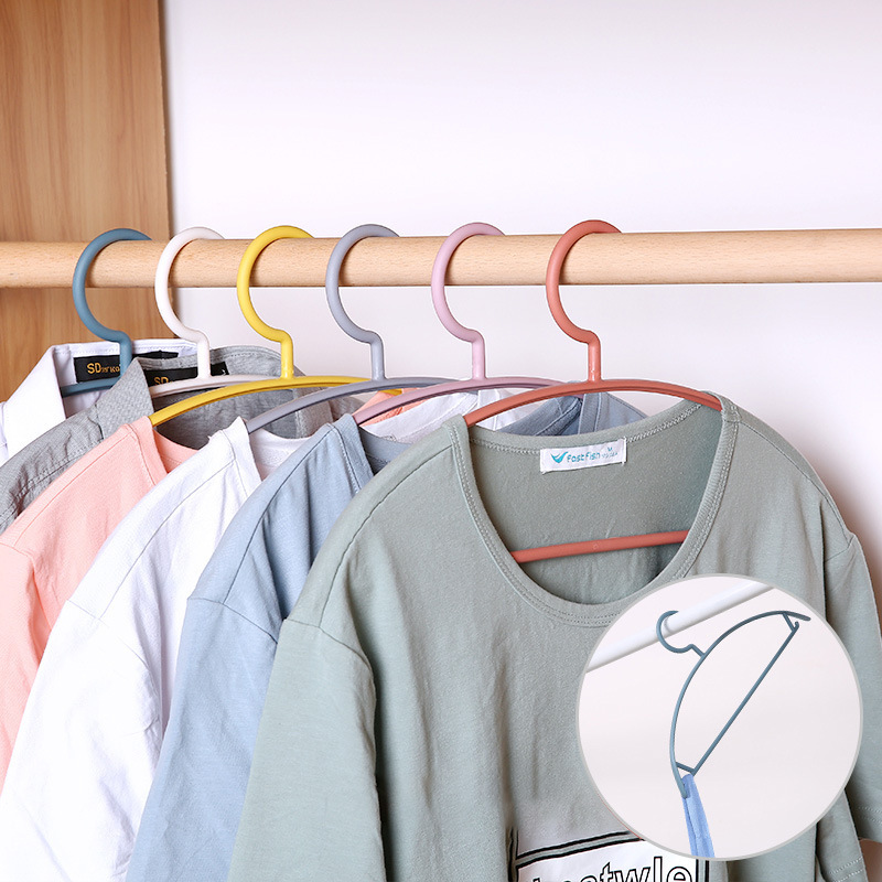 Non Slip Anti Angle Clothes Hanger for Cabinets and Wardrobe