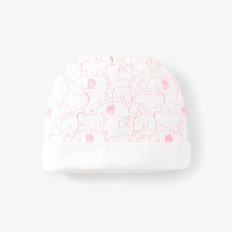 Soft Cotton Unisex Baby Caps