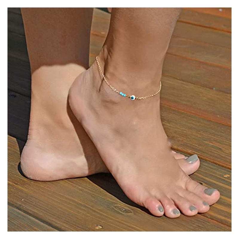 Protection anklet