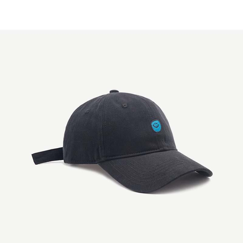 Silly Smiles Embroidered Cap