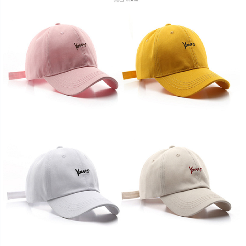 Yolly 'Yours' Statement Cap