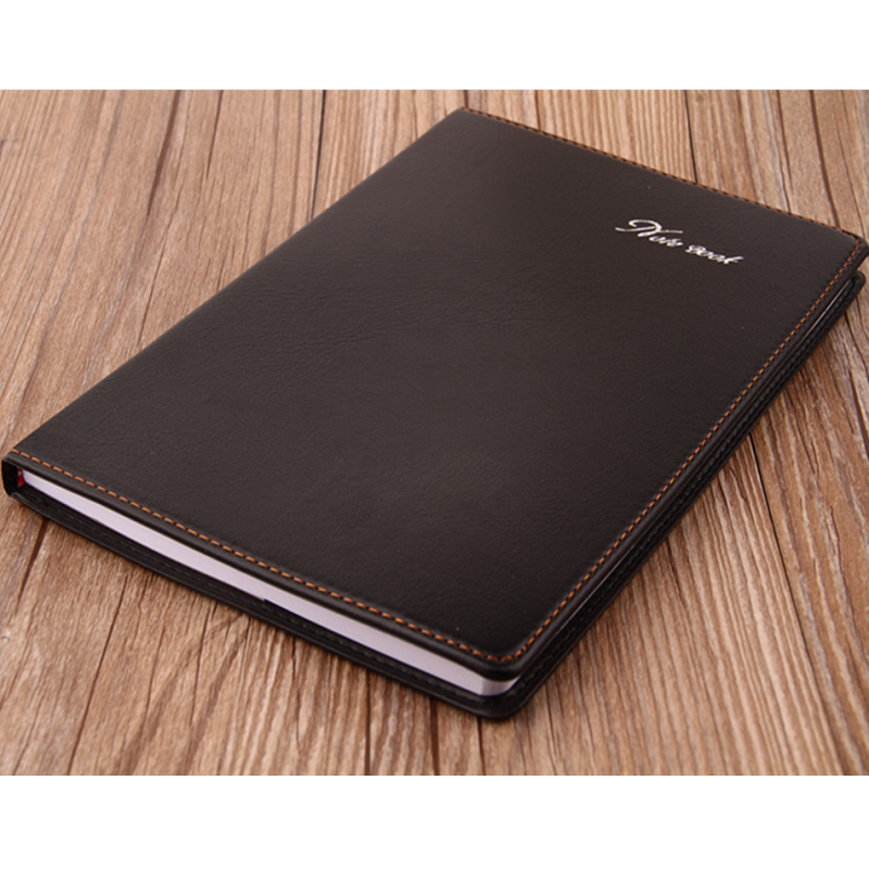 Black Leather Diary
