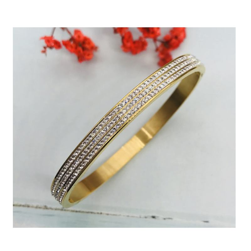 Starlet Bedazzled Bangle