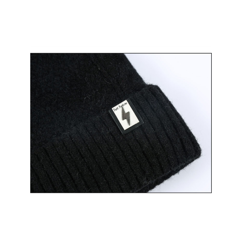 Beanie with Turtleneck Protection