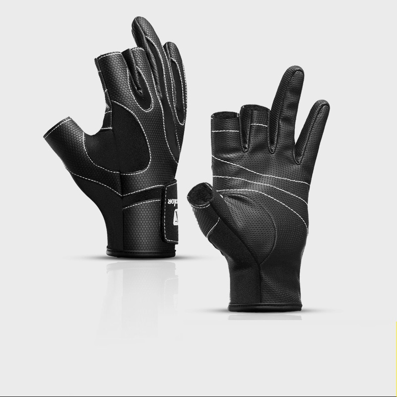 Exquisite Outdoor Leather Gloves