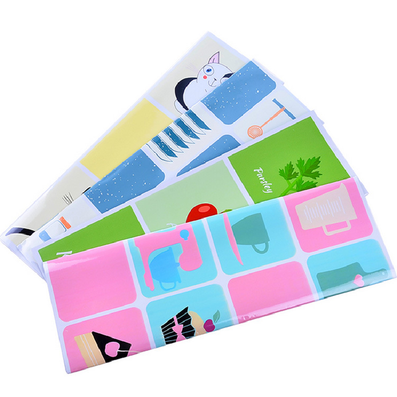 Cute Cats Grease Proof Kitchen Sticker