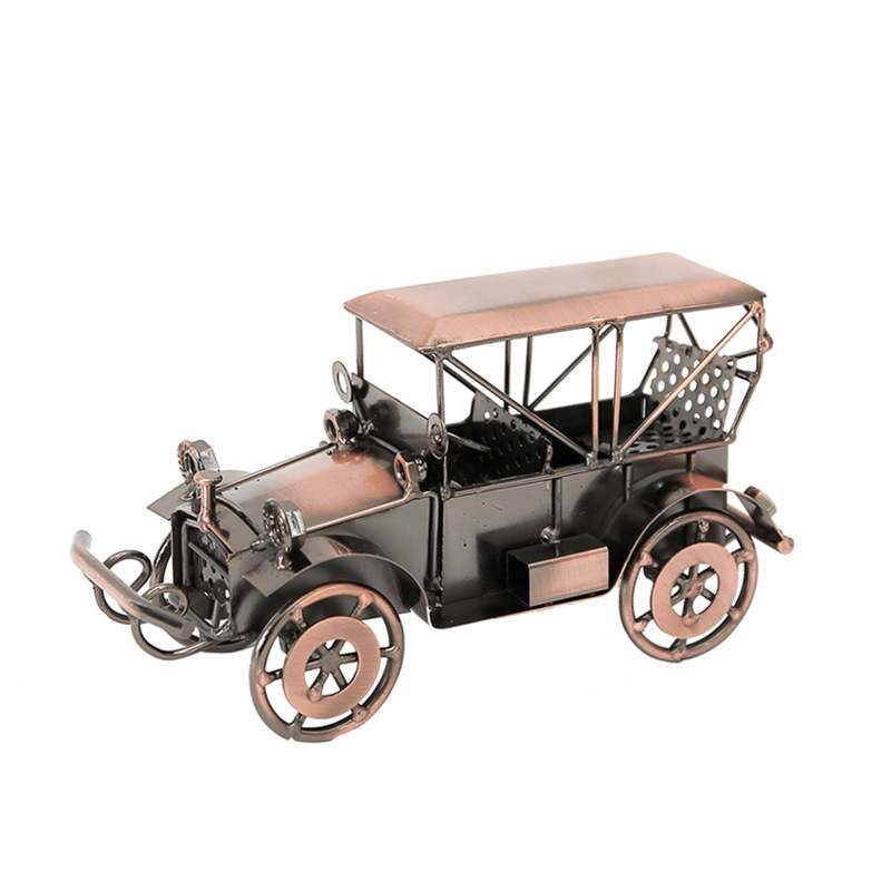 Alloy and Copper Miniature Vehicle Models