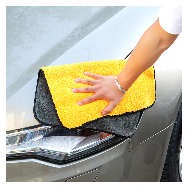 Polyester and Polyamide Fiber Car Interior Cleaning Towel