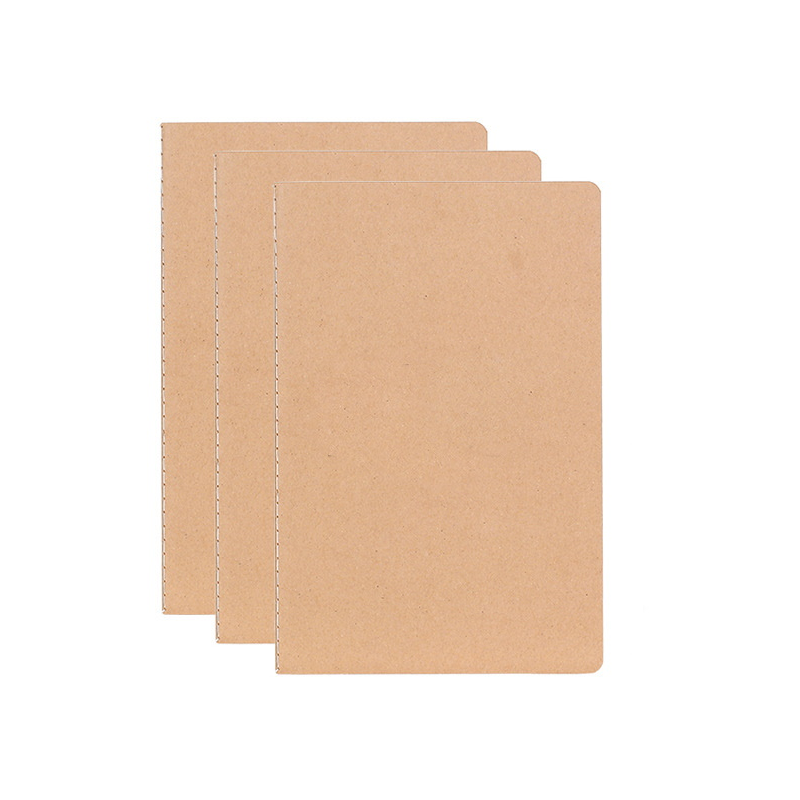 Brown Paper Cover Notebook