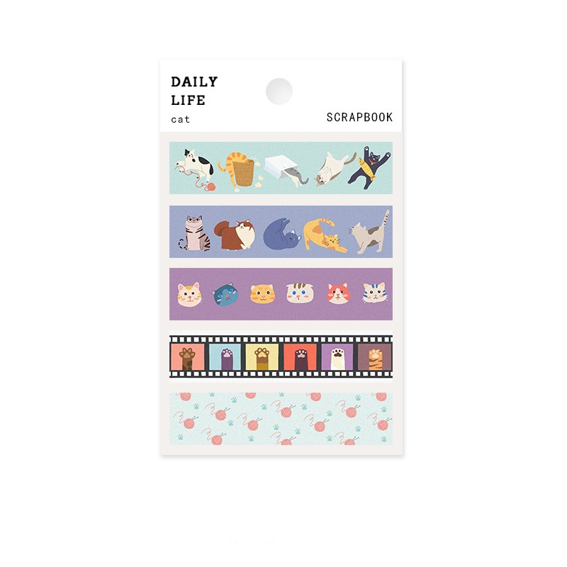 Decorative Border Sticker Packs