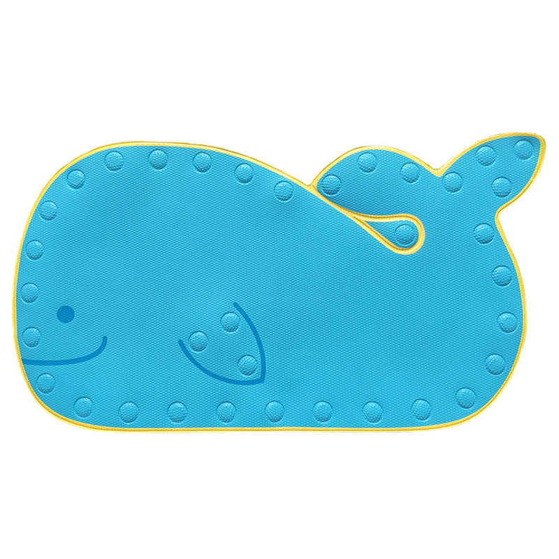 Willie the Whale and Fiona the Fish Non-Slip Mat