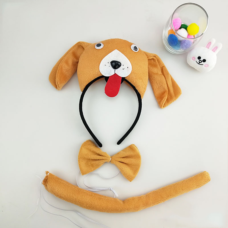 Puppy Themed Costume Set (3 Pieces/Set)