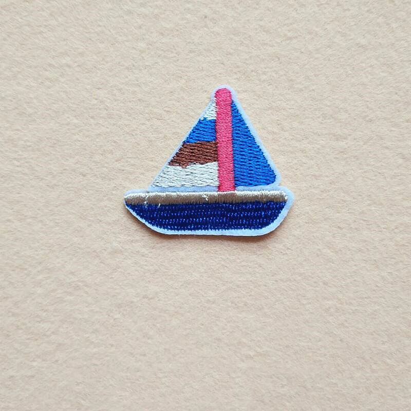 Silly Sailboat Patches