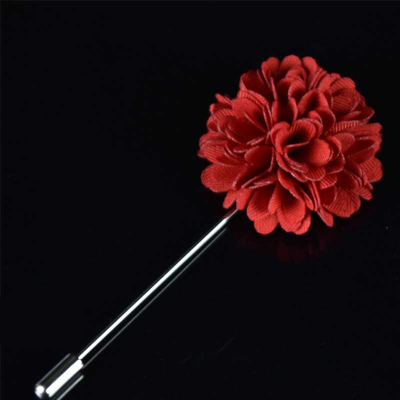 Long Needle Fabric Chrysanthemum Corsage