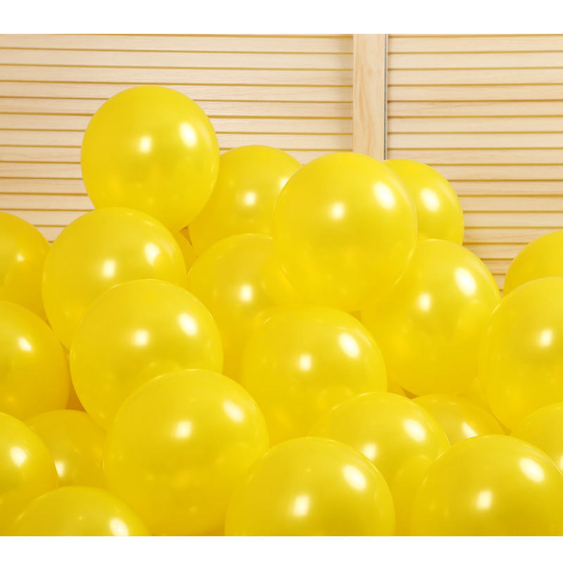 Pearlescent Balloons