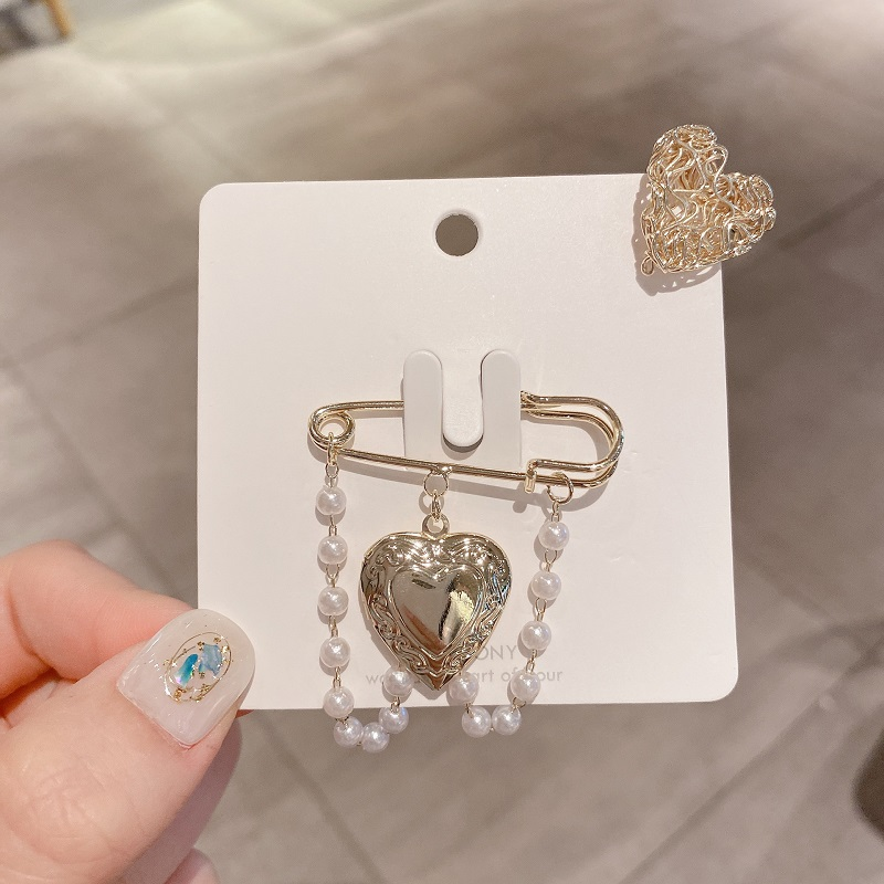 Loving Heart Pin