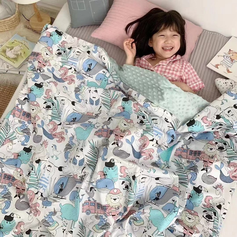 Maris Double Layer Blanket Collection