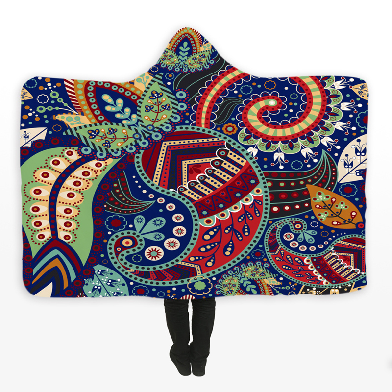 Marganna Hooded Blanket Collection
