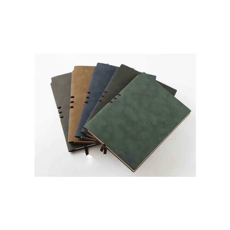 Francis Faux Leather Notebook