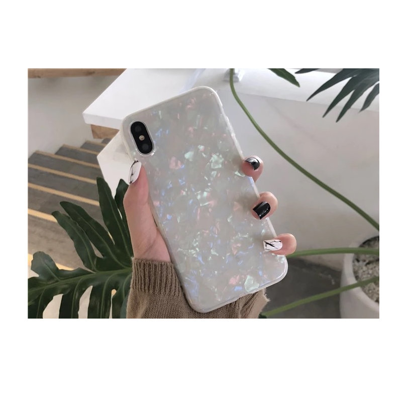 Dream Shell Soft iPhone Case