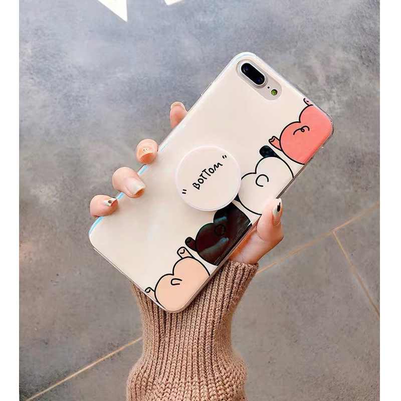 Bottoms Mobile Case for iPhone