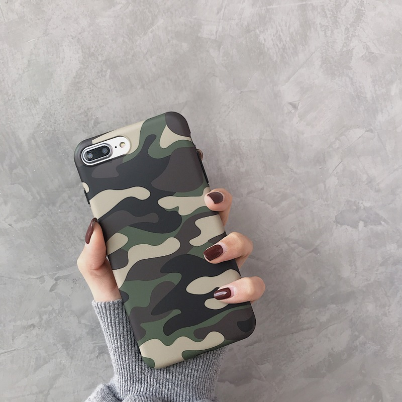 Camouflage Mobile Case for iPhone