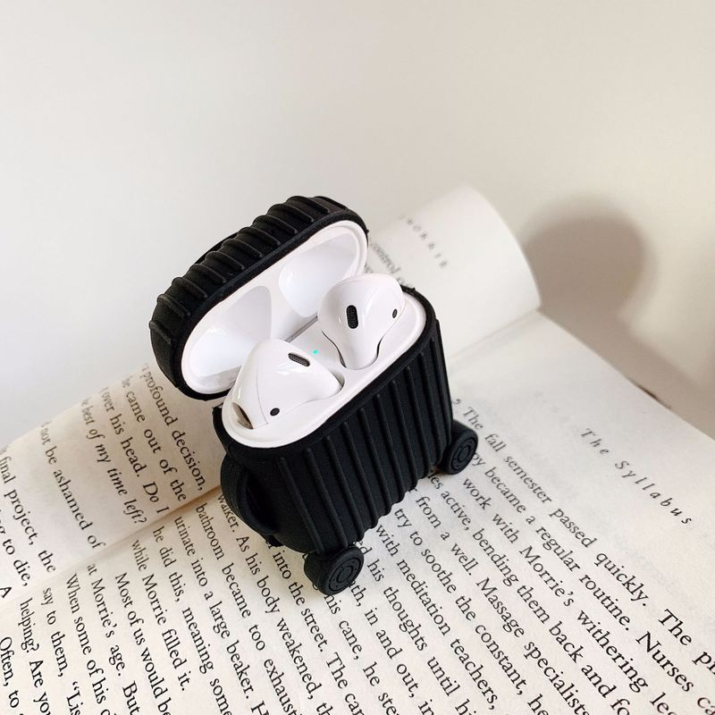 Luggage AirPods Protective Case