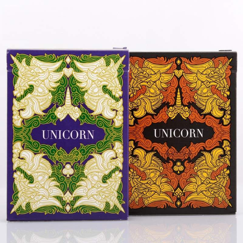 Unicorn Themed Playing Cards