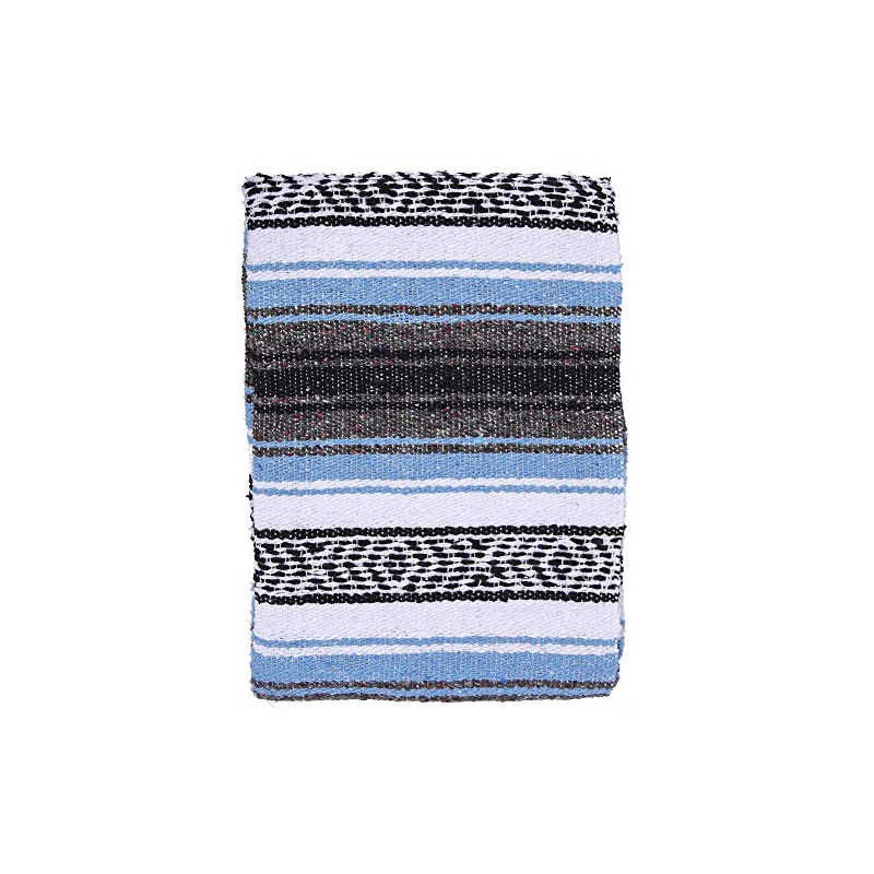 Mexican Pattern Woven Blanket