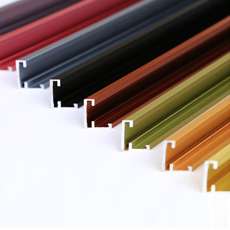 Colored Metal Picture Frames