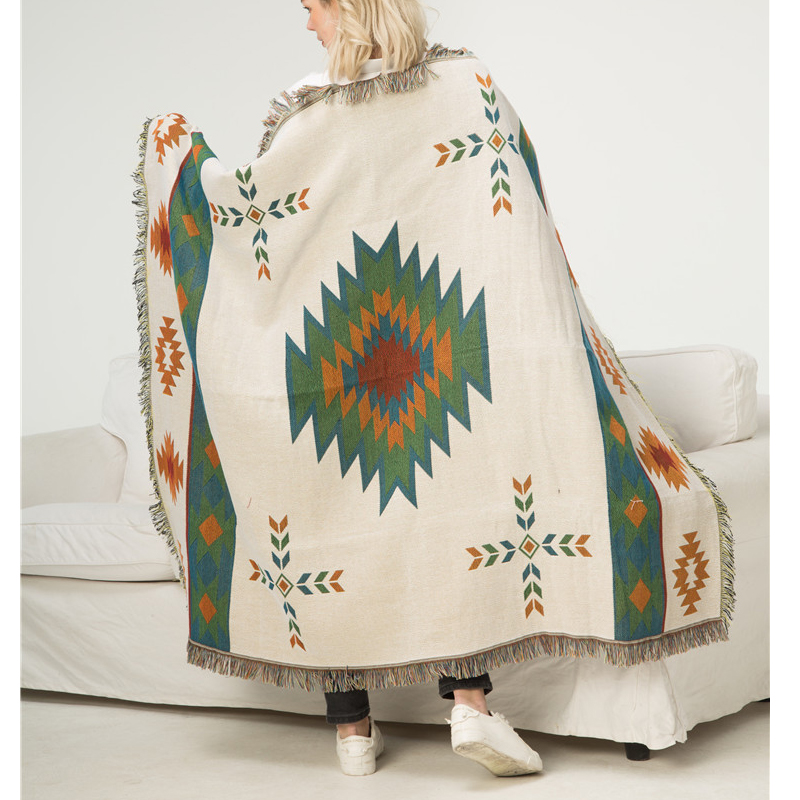 Indian Pattern Tapestry