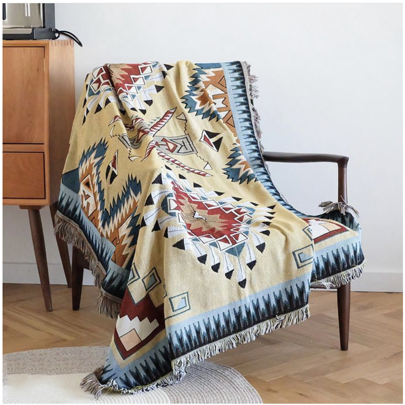 Maie Ethnic Pattern Tapestry