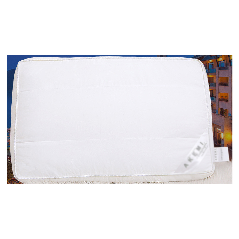 Washable Pure White Pillow