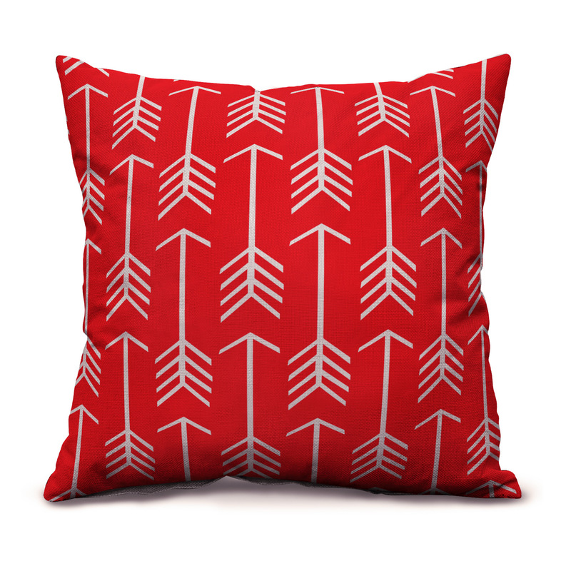 Lucky Red Pillow Case Collection