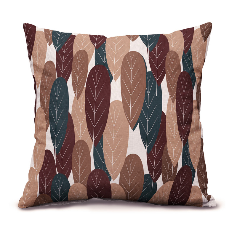 Nature Lover Pattern Pillow Case