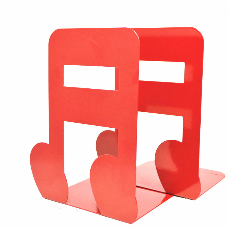 Musical Book Ends (Treble and Note)