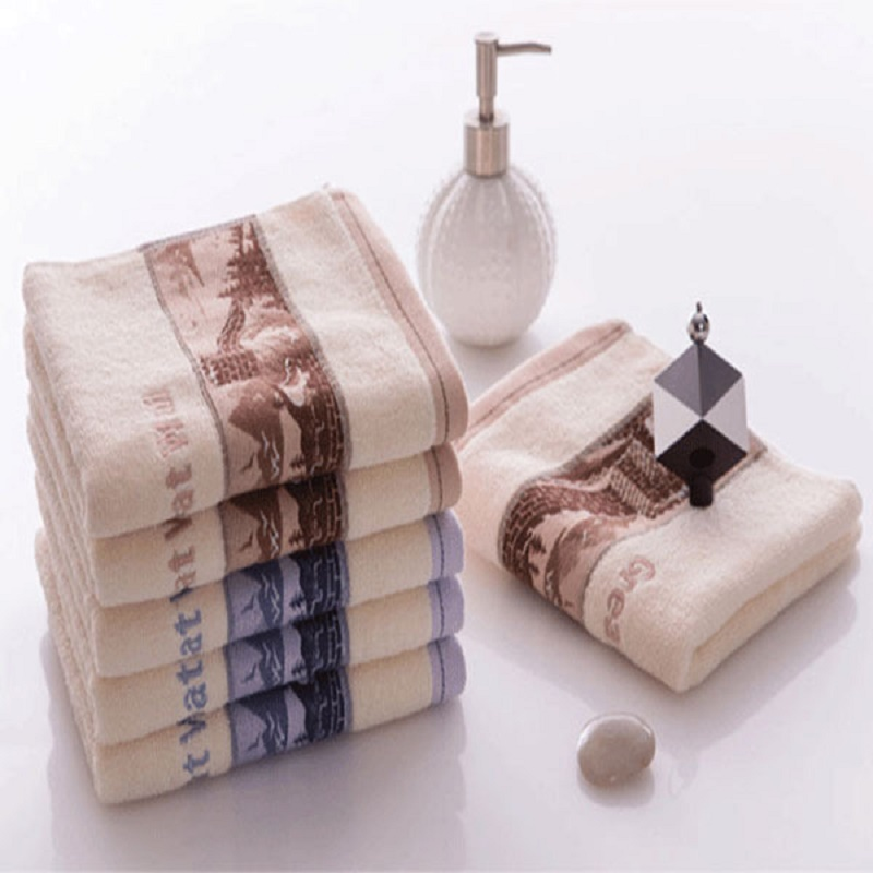 Great Wall Picturesque Face Towel